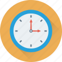 clock, time, timer, wall clock, watch icon