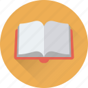 book, education, learning, reading, study icon