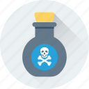 chemical, chemistry, danger, flask, lab icon