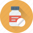 drugs, medicine, medicine jar, pharmacy, pills icon
