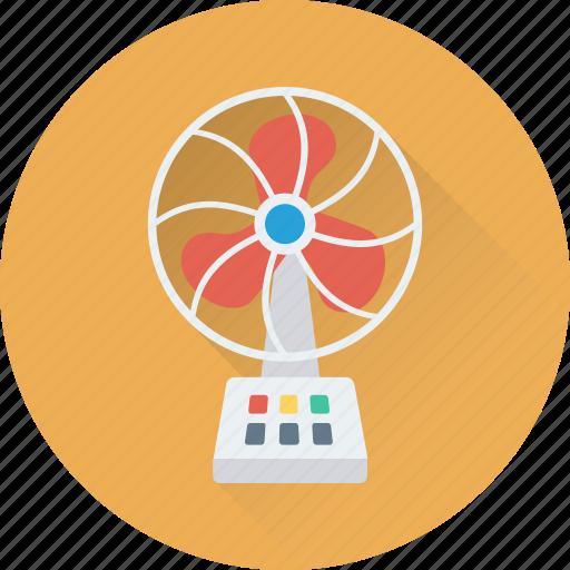 appliance, fan, pedestal fan, table fan, ventilator icon