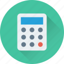 accounting, calc, calculation, calculator, mathematics icon