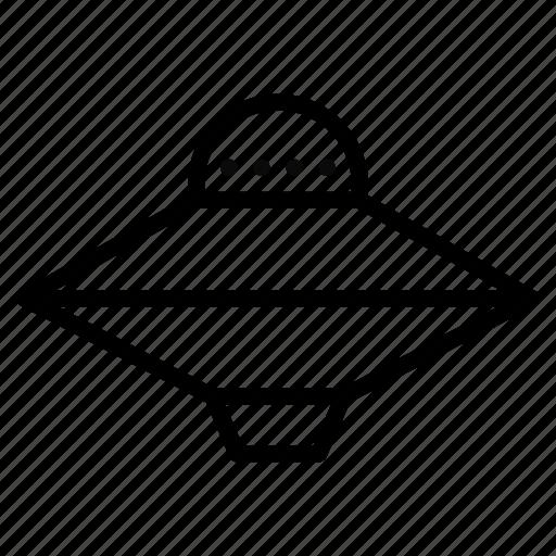 alien, astronaut, launch, satellite, ship, space, ufo icon