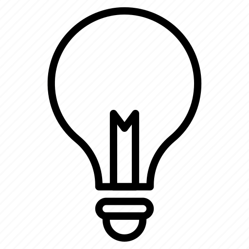bulb, creativity, electricity, innovation, lightbulb icon