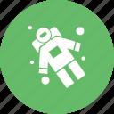 astronaut, cosmos, helmet, sky, space, spaceman, universe