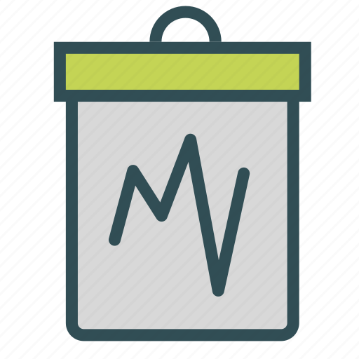 analysis, graph, report icon