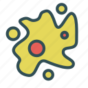 experiment, laboratory, science, splash icon