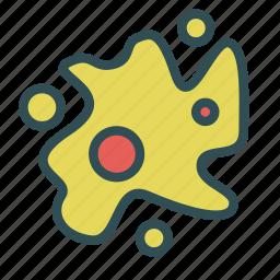 experiment, laboratory, science, splash icon