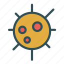 planet, solar, space, star, sun icon