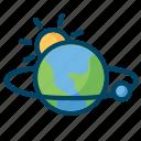earth, globe, planet, science