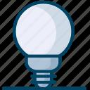 bulb, elctricity, experiment, lamp, light, science