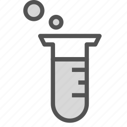 chemical, flask, test, tube icon