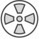 lab, laboratory, nuclear, radiation icon