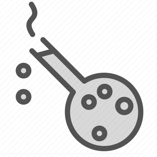 compound, flask, laboratory, mixture, test, tube icon