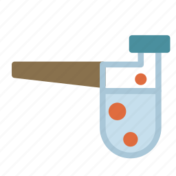 container, flask, heat, lab, laboratory icon