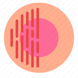 astronomy, circle, planet, space icon
