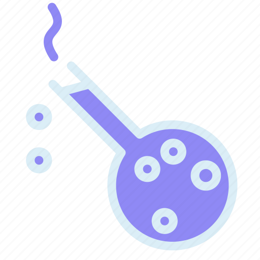 compound, flask, laboratory, mixture, test, tube icon