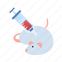 experiment, guinea pig, lab rats, laboratory, medicine, research, test subject icon