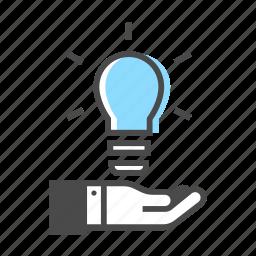 brilliant, business, creative, figure, great, idea, solution icon