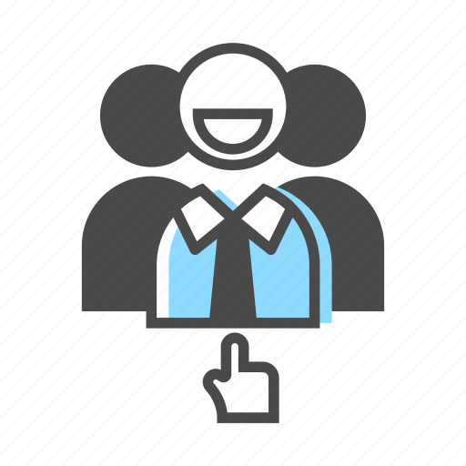 business, employee, human, job, recruitment, resources icon