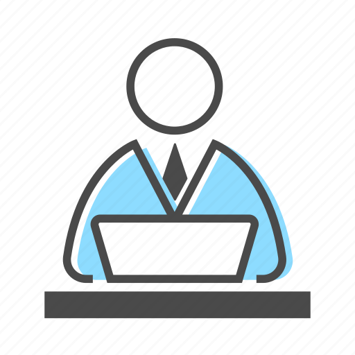 business, employees, office, people, staff, team, work icon