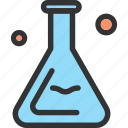 lab, rube, science, test tube icon