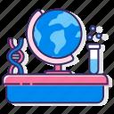 chemistry, fair, laboratory, science icon