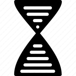 chromosome, creative, dna, gene, grid, human, objects, rna, science, shape, strand icon