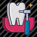 dentist, dentistry, teeth icon