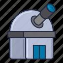 building, observatory, planetarium