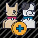 medicine, vet, veterinary icon