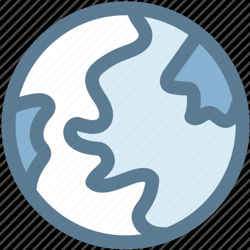 earth, europe, globe, planet, world icon