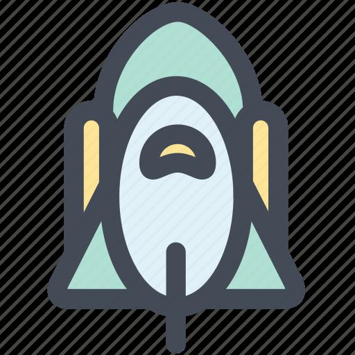 explosion, rocket, rocketship, space, spaceship, startup icon