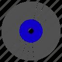 album, cd, disc, science, storage icon