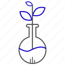 botany, chemistry, ecolab, experiment, science icon
