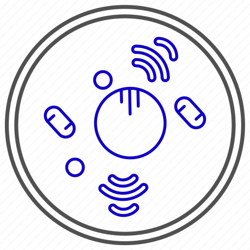 amoeba bacteria cell germs science virus icon