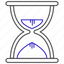 loading, science, stopwatch, waiting icon