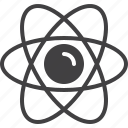 atom, core, molecule, nuclear
