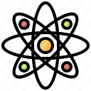atom, atomic, education, electron, nuclear, physics, science