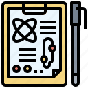 checking, clipboard, list, pencil, tools, utensils, verification