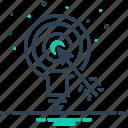 goal, marketing, strategy, target