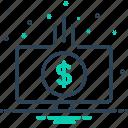 earning, finance, monetizing, money, online