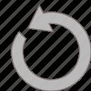 arrow, indicator, loading, move, pending, wait, waiting
