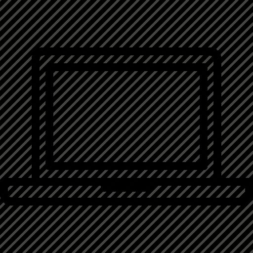 laptop, macbook icon