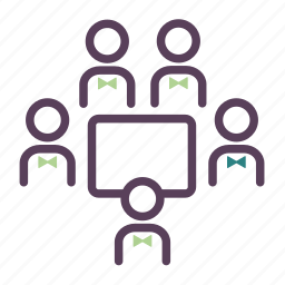 agile, daily scrum meeting, meeting, scrum of scrums, sprint planning meeting, sprint review meeting icon