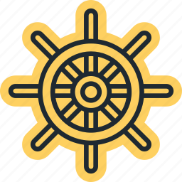 boat, ocean, sea, ship, transport icon