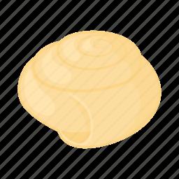 cartoon, nature, sea, seashell, shell, underwater, water icon