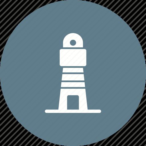 beam, light, lighthouse, ocean, sea, sky, water icon