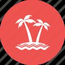 beach, beautiful, blue, island, islands, nature, sea icon