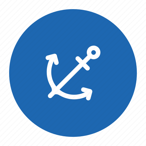 Anchor, boat, ocean, sea, ship, travel icon - Download on Iconfinder